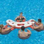 Floating Swimming Pool Bar Set