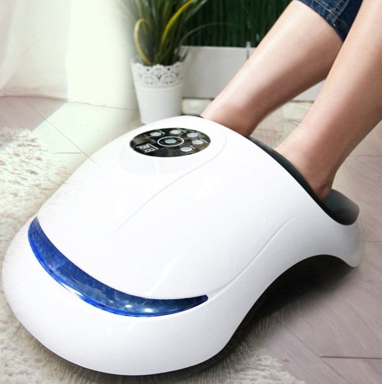 Foot Massager 2nd Generation Shiatsu Foot Massager with Heated Kneading