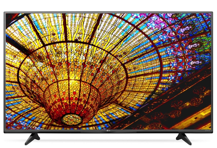 LG Electronics 65UF6450 65-Inch 4K Ultra HD Smart LED TV