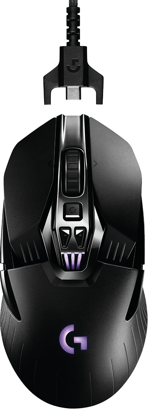 Logitech G900 Chaos Spectrum Professional Grade WiredWireless Gaming Mouse