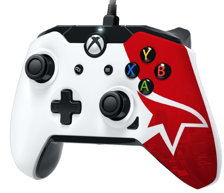 Mirror's Edge Official Wired Controller