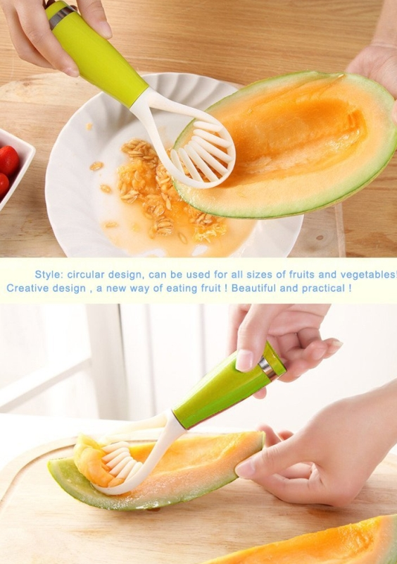 Multifunction fruits slicer