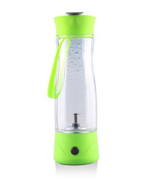 Portable Battery Operated Fruits Juice Milk Cocktail Shaker