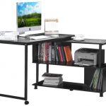 Rotatable Computer Desk