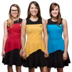 Star Trek TNG Starfleet Dress