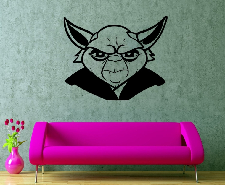 Sticker Star Wars Stickers Wall Art