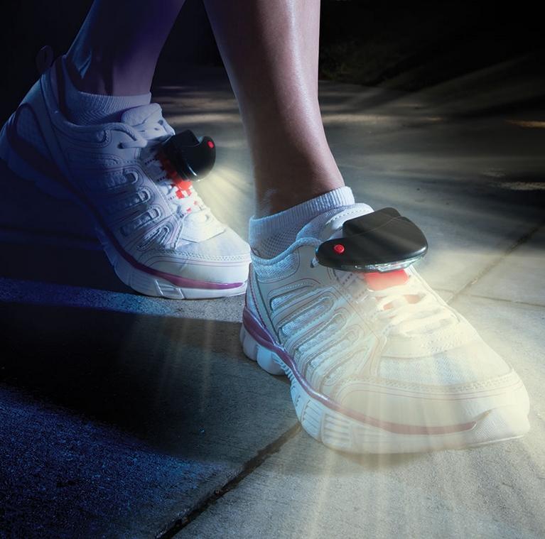 The Path Illuminating Shoe Lights