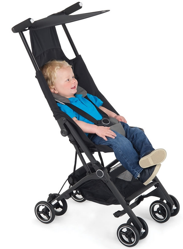The World's Smallest Folding Stroller