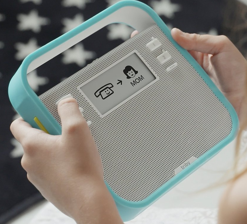 Triby - Connected speaker for the kitchen