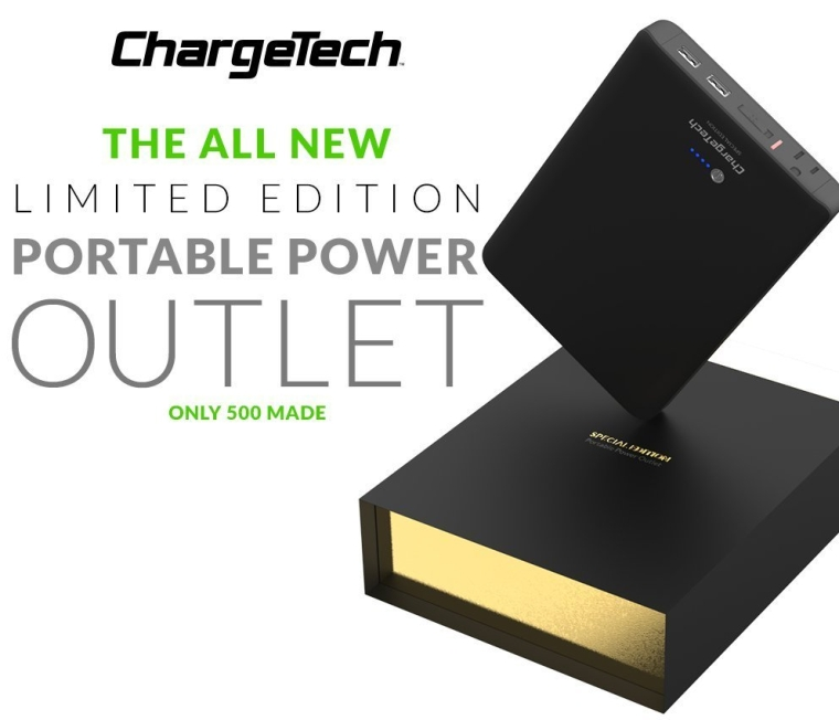 27,000mAh Black [LIMITED EDITION] Portable Battery