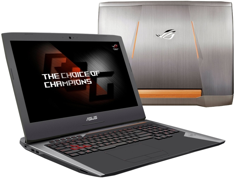 ASUS ROG G752VY-DH78K 17-Inch Gaming Laptop