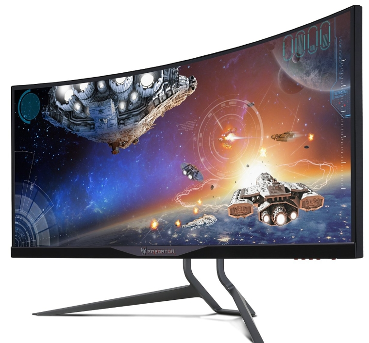 Acer Predator 34-inch Curved UltraWide QHD (3440 x 1440) NVIDIA G-Sync Widescreen Display
