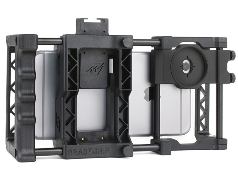 Beastgrip Universal Lens Adapter & Rig System for Smartphones