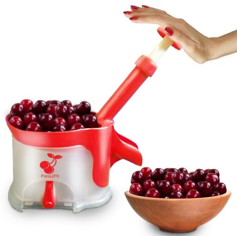 Cherry & Olive Corer Tool