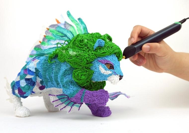 Create 3D Printing Pen