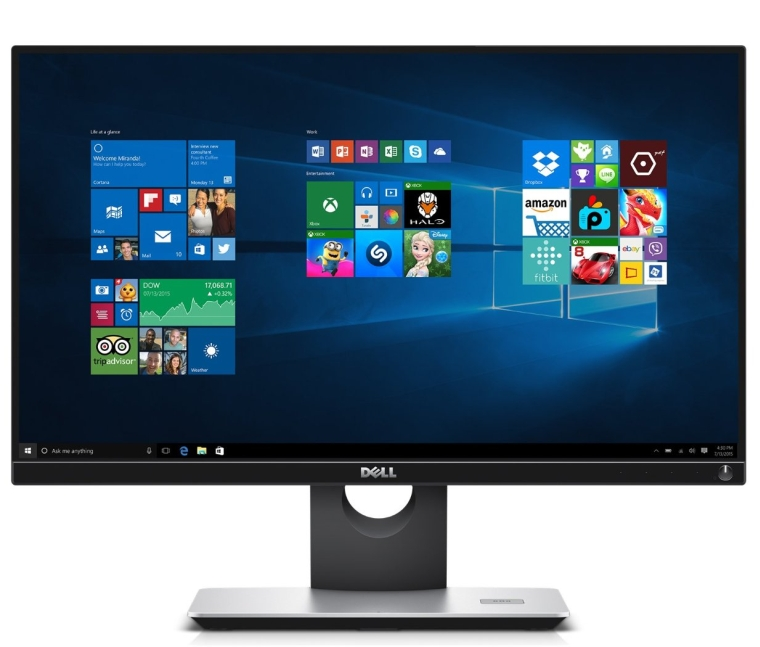 Dell S2317HWi 23 Screen LED-Lit Monitor with Wireless Connect and Wireless Charging Stand