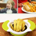 Easy Grip Apple Slicercorer Mango and Potato Slicer