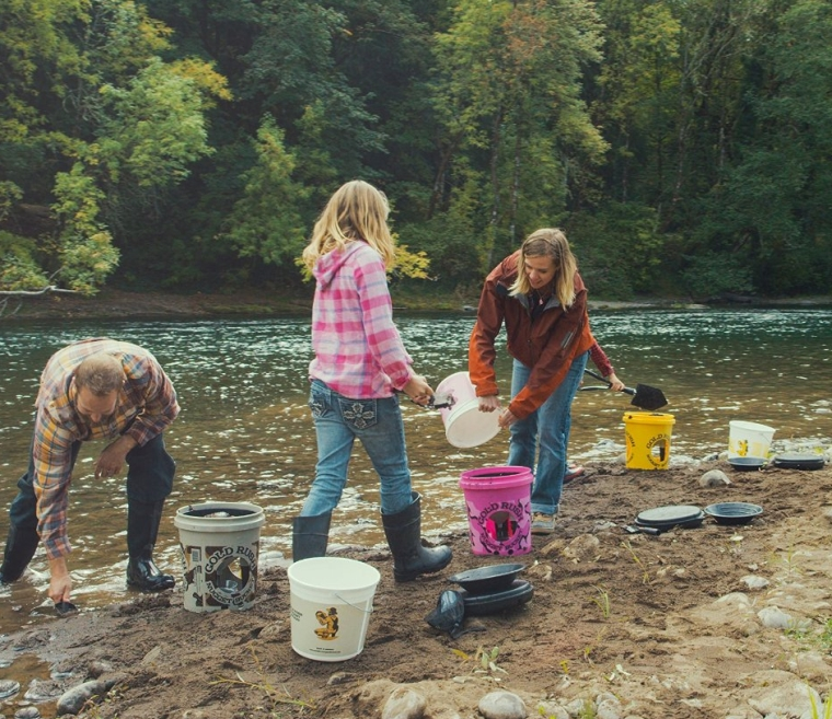 Gold Panning and Prospecting Kit