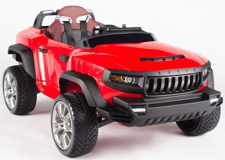 Kids Ride On Vehicle 24V Power with Rubber Wheels & Remote Control
