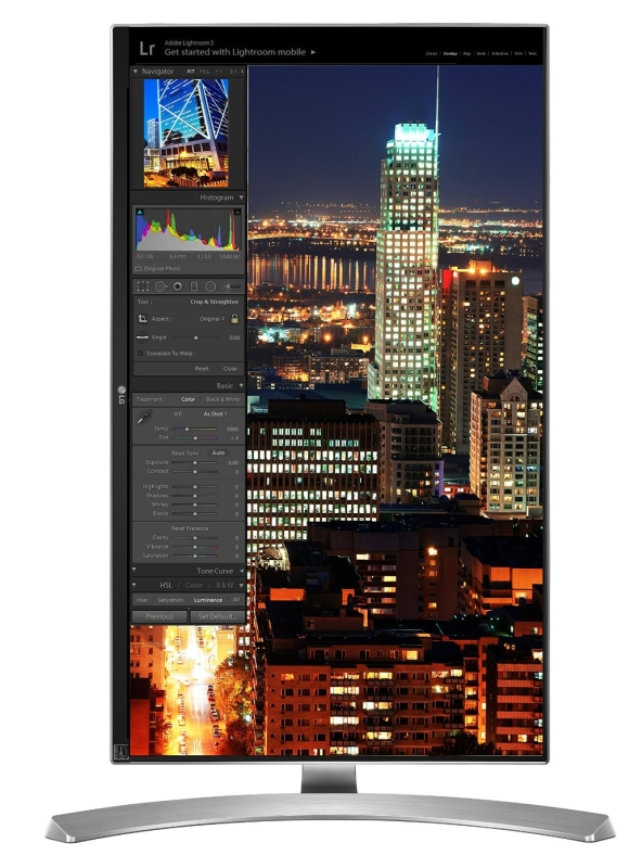 LG Electronics 4K UHD 27UD88-W 27 Screen LED-Lit Monitor
