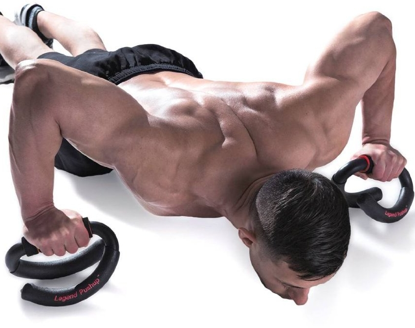 Push Up Bars And Stability Trainer 7 Gadgets