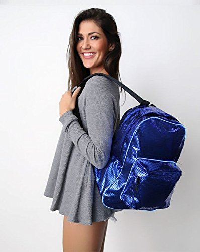 Light Up Electro Backpack