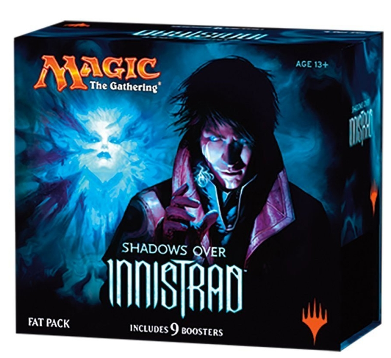 MTG Magic Shadows Over Innistrad Fat Pack