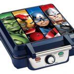 Marvel MVA-281 Avengers Waffle Maker,