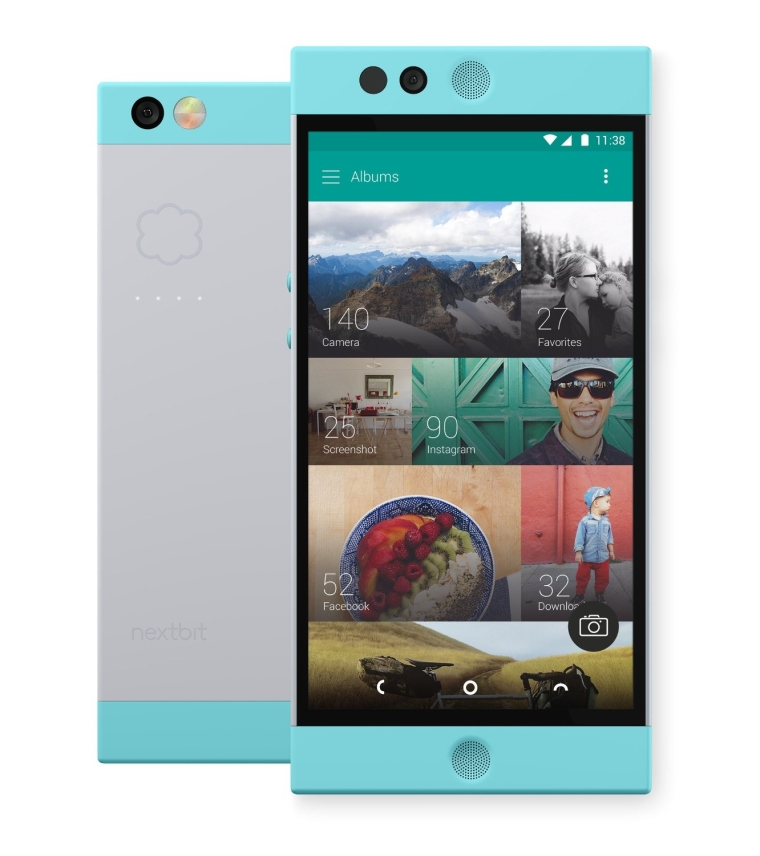 Nextbit Robin Factory Unlocked Phone