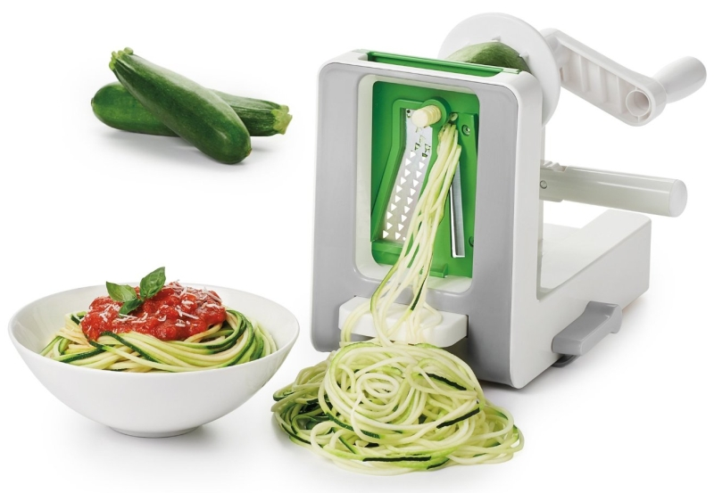 OXO Good Grips 3-Blade Spiralizer with StrongHold Suction