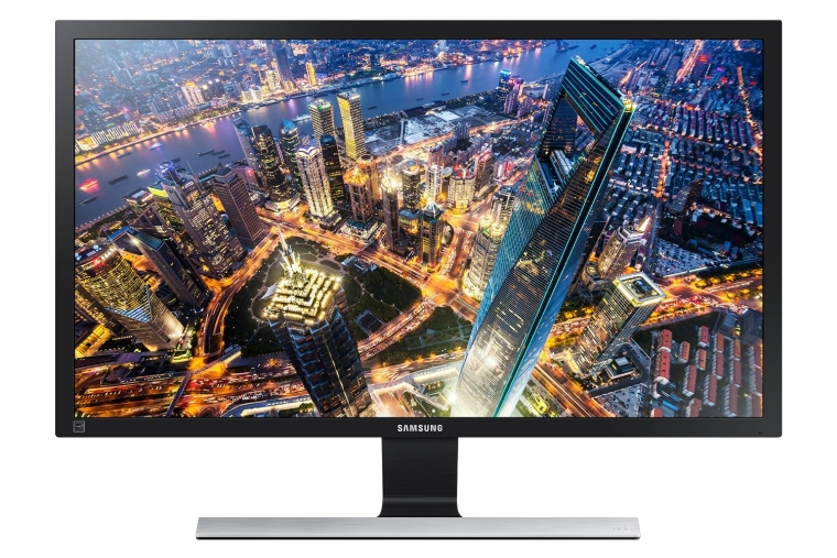 Samsung UE590 UHD-QHD Monitor U24E590D 23.6-Inch Screen LED