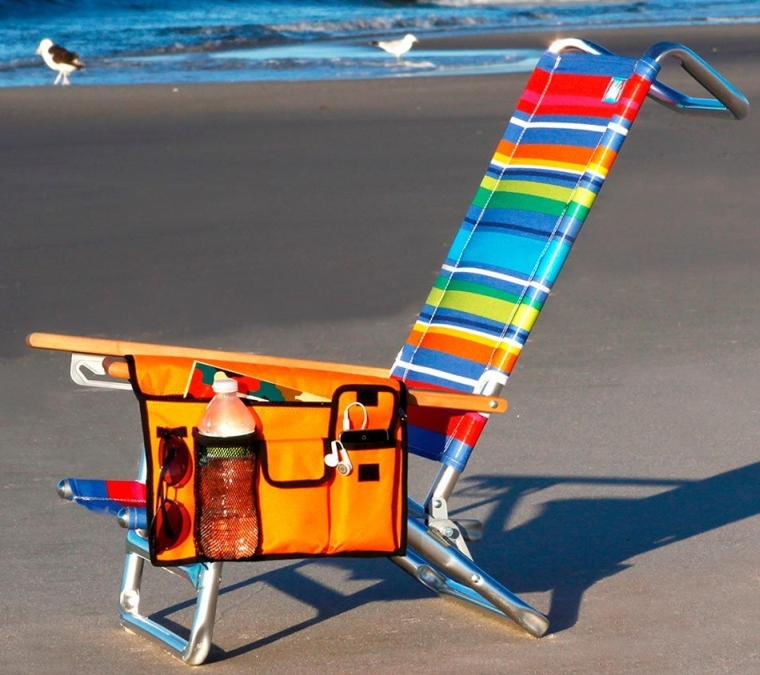 Shoreline Tote Bag and Chair Organizer