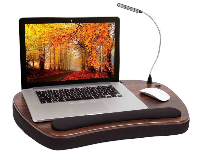 Sofia + Sam Oversized Memory Foam Lap Desk