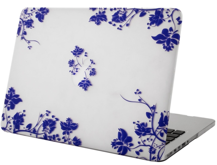 Soft-Touch Plastic Hard Case Cover for MacBook Pro 13.3 with Retina Display
