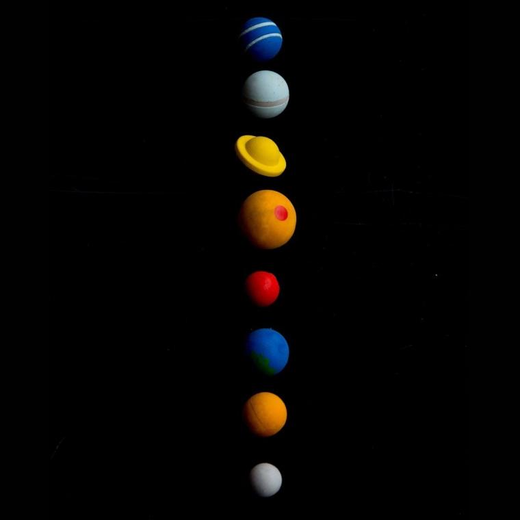 Solar System Planet Erarsers