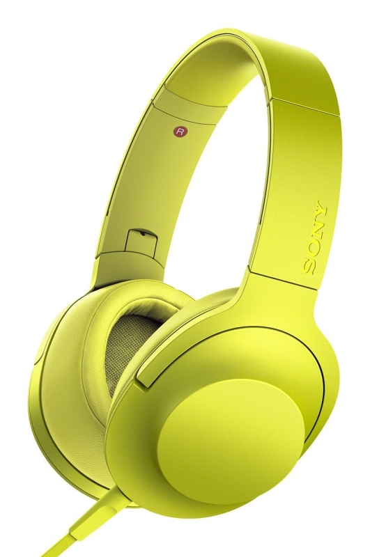 Sony h.ear on Premium Hi-Res Stereo Headphones