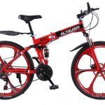 Speed 26 Inch Aluminum Road Bicycle Mountain Bike