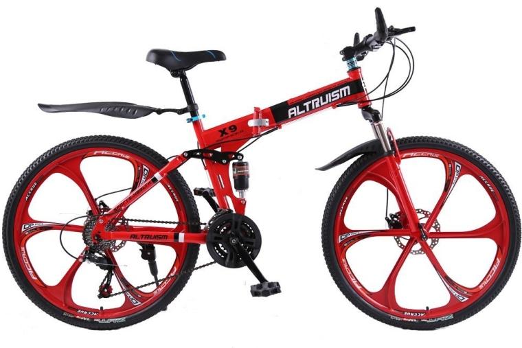 Speed 26 Inch Aluminum Road Bicycle Mountain Bike