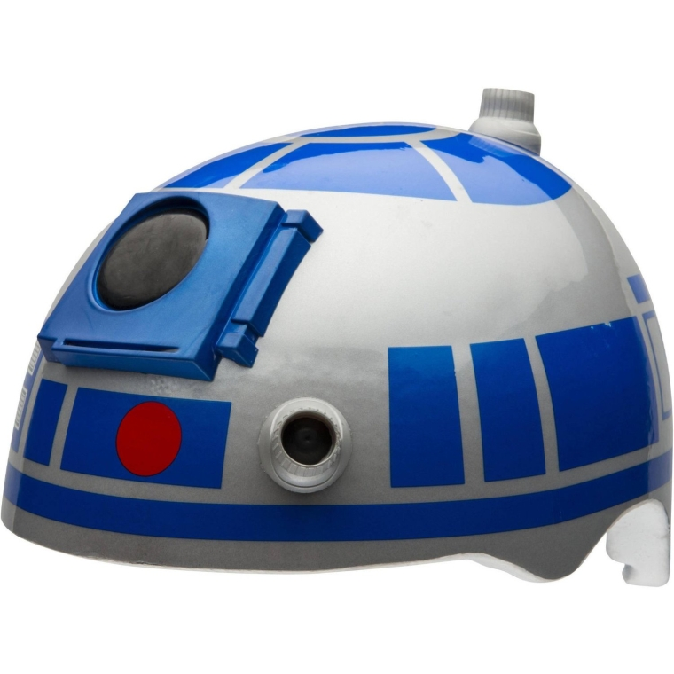 Star Wars 3D R2D2 Toddler Multisport Helmet