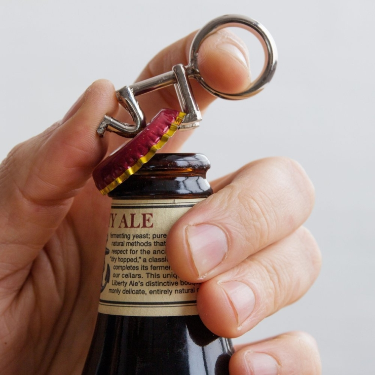 Stick Man Bottle Opener