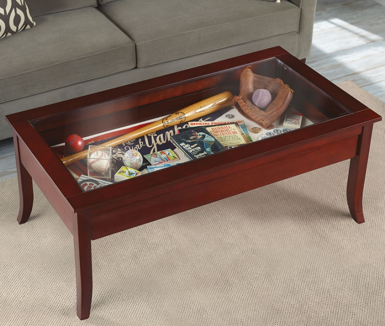 The Collector's Coffee Table
