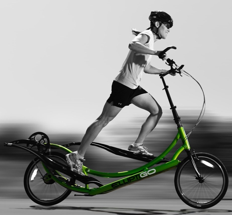The World's First Outdoor Elliptical Bike AND Your Best ...
