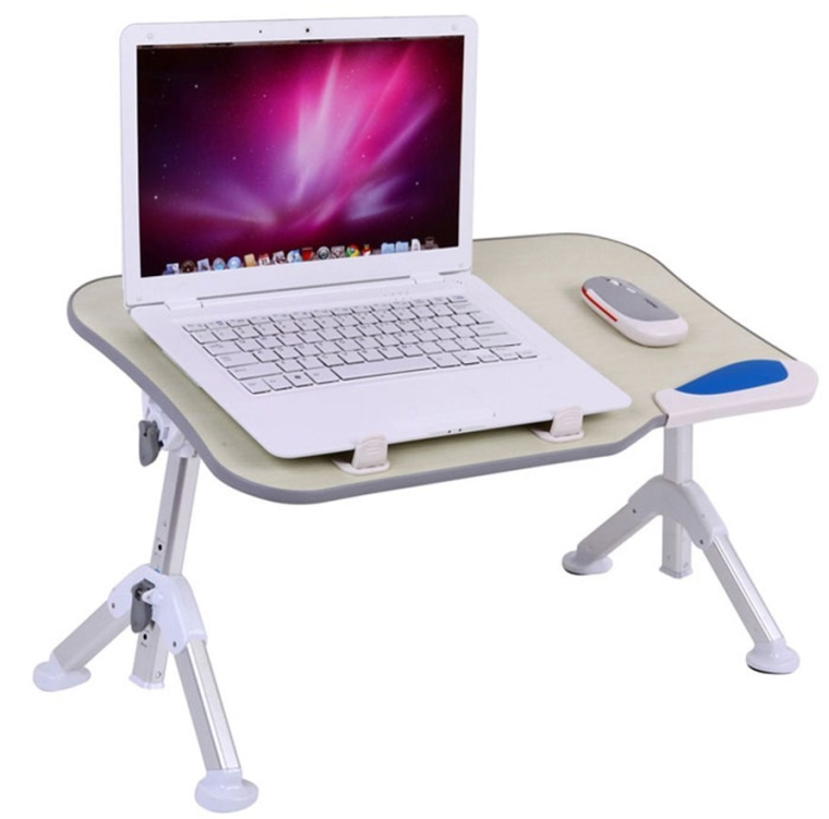 Traveler Wooden Folding Stand Up Desk