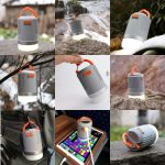 Ultra Bright Portable LED Rechargeable Camping Lantern