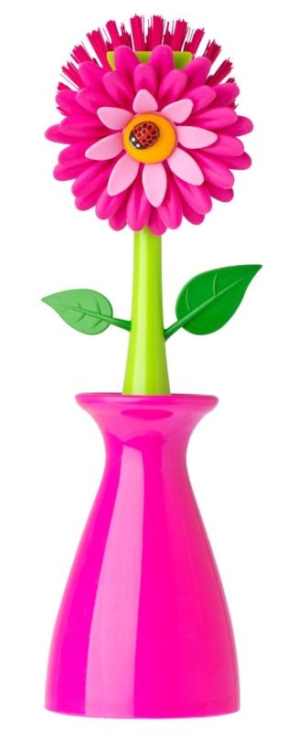Vigar Flower Power Dish Brush