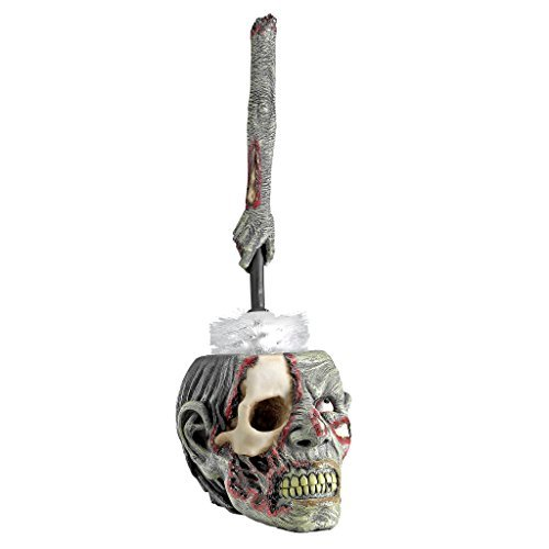 Zombie Flush Toilet Bowl Brush