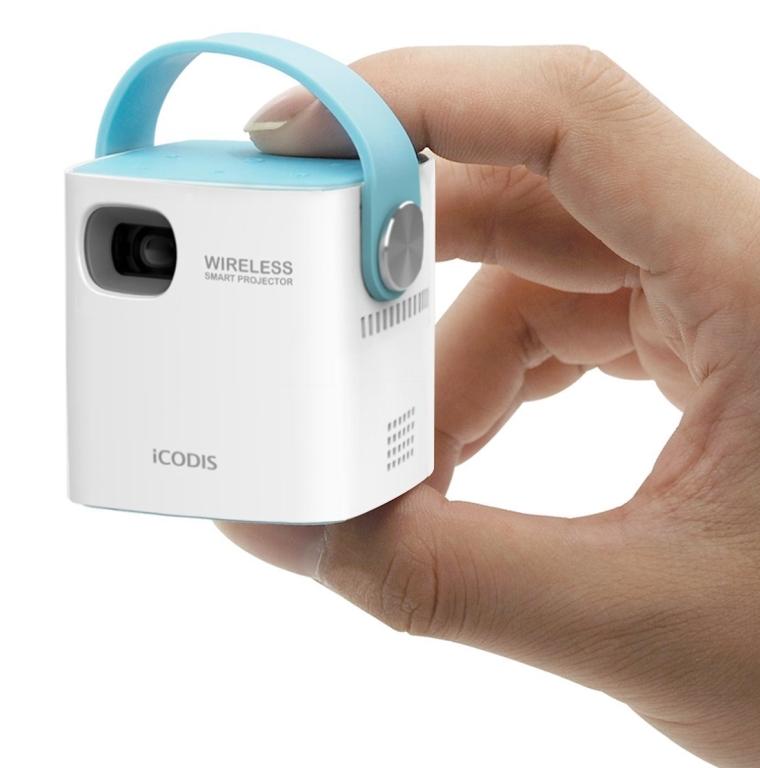 iCODIS CB-100W Mobile Projector,