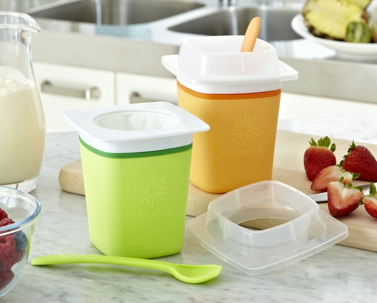 Chill Factor Frozen Yogurt Maker