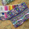 CreooGo 2PcsPack Canvas Pencil Wrap