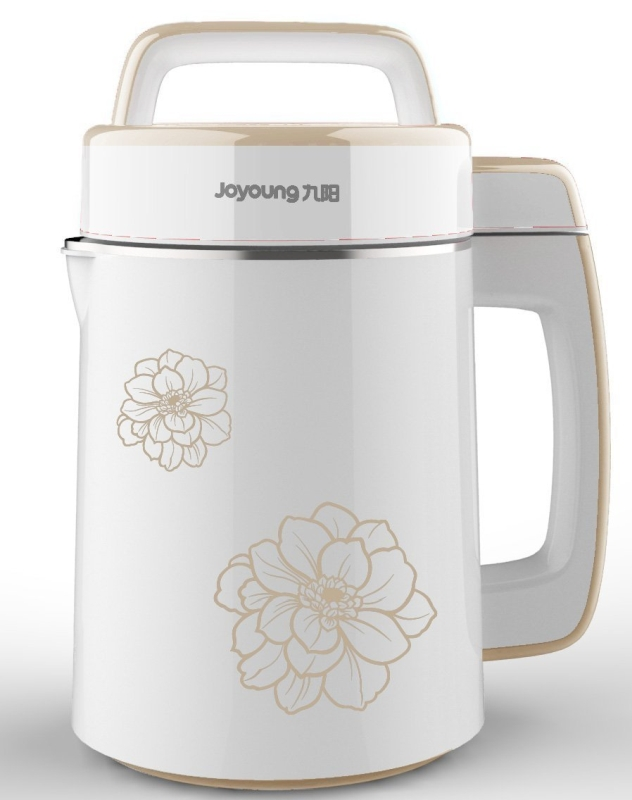 Easy-Clean Automatic Hot Soy Milk Maker